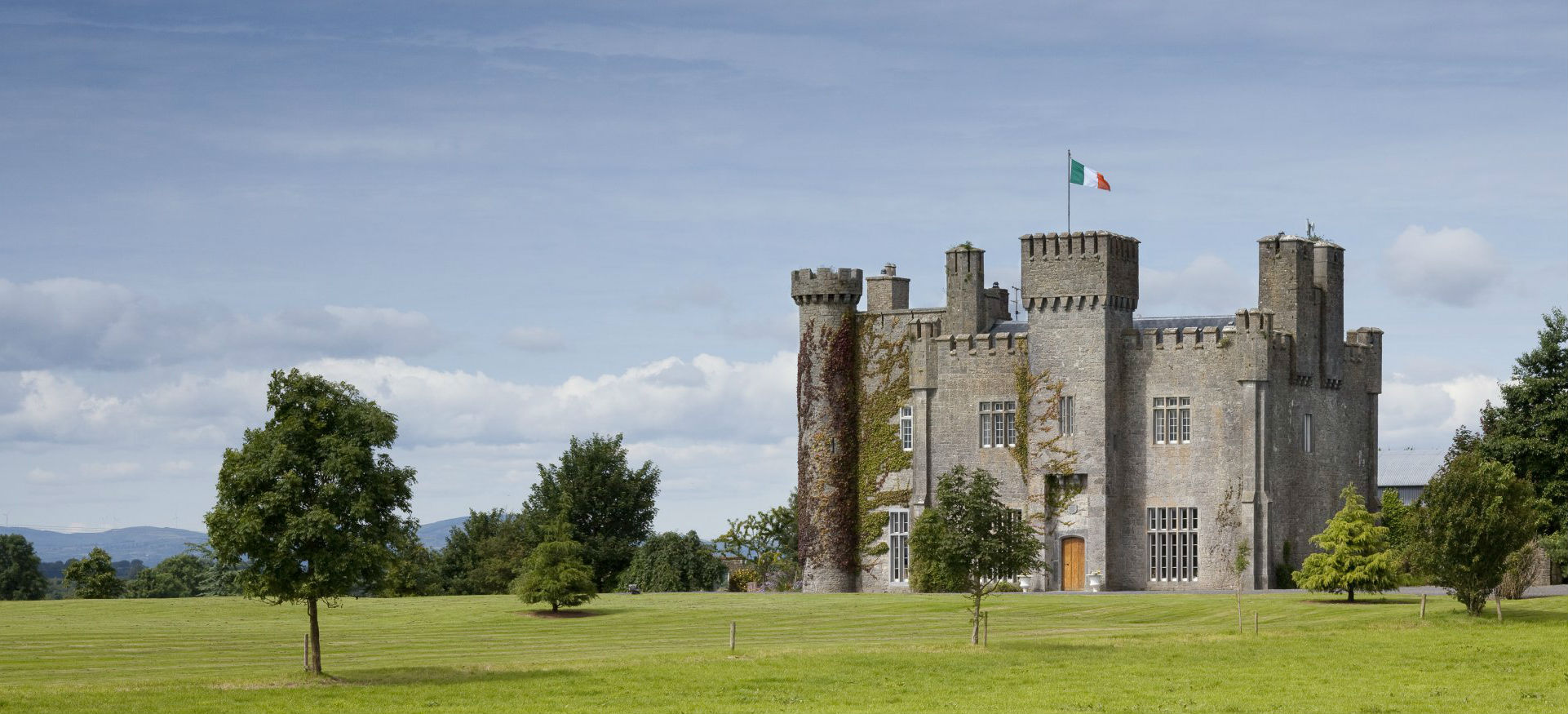 Castle Vacation - Lisheen Castle, Ireland