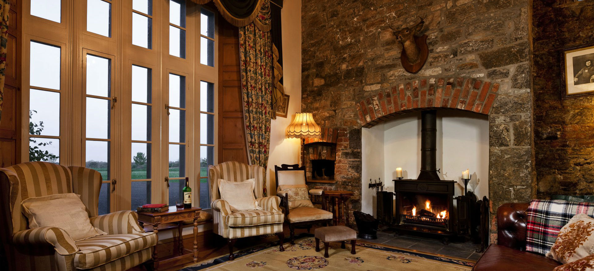 Castle Vacation - Lisheen Castle, Ireland