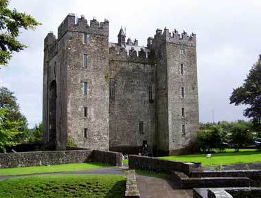 Bunratty Castle | Touring Vacation Ireland
