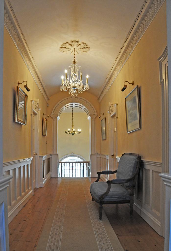 Castle Hallway