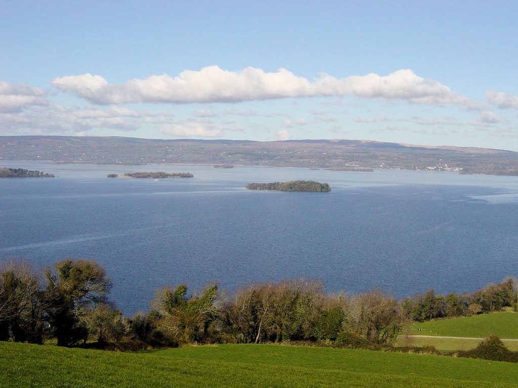 Lough Derg - local attractions