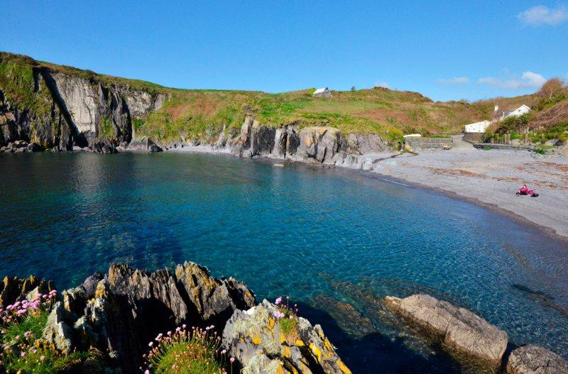 Ireland's Beautiful Beaches | Lisheen Castle