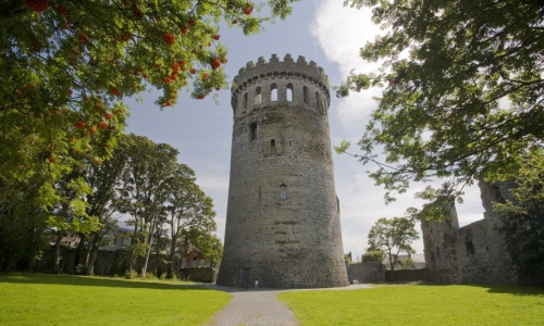 Nenagh Castle   Culture Night 2017