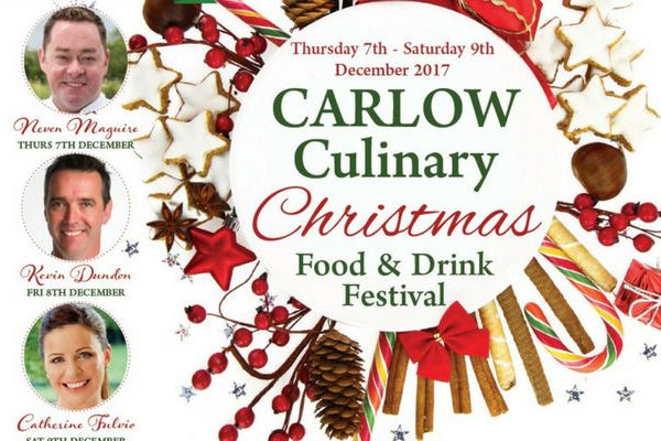 Carlow Culinary Christmas Food & Drink Festival