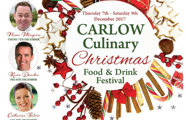 Carlow Culinary Christmas Food & Drink Festival