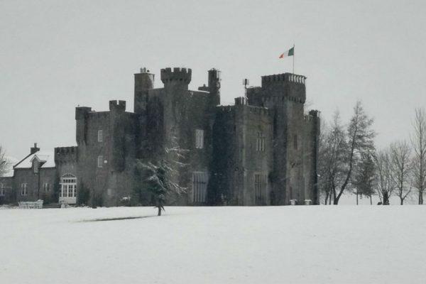 Christmas Holidays at Lisheen Castle