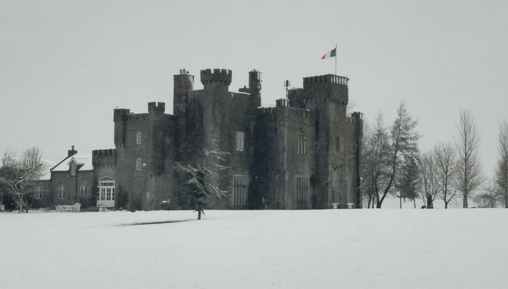 Christmas Holidays at Lisheen Castle