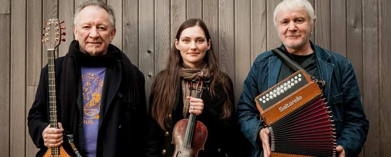 Kilkenny Tradfest | Donal Lunny, Zoe Conway, Mairtin O'Connor