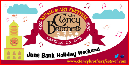 Clancy Brothers Festival | Carrick-on-Suir
