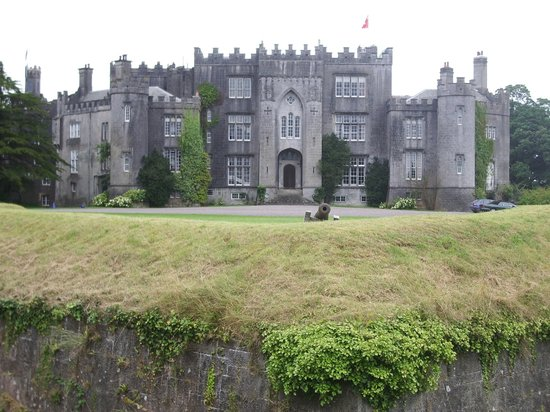 Lisheen to Birr – From One Castle to Another