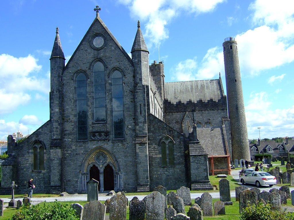 Visit St. Canice's Cathedral, Kilkenny