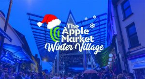 Christmas Markets | Waterford Winterval - The Apple Market Winter Village