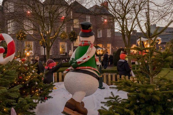 Christmas markets | Butler House Kilkenny yulefestkilkenny.ie