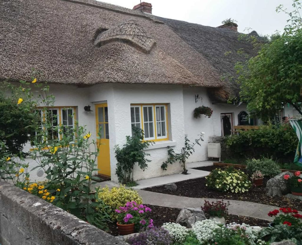 Visit Adare Village | Thatched Cottages | Limerick