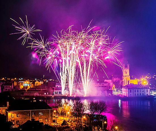 Limerick St Patricks Festival | Lisheen Castle
