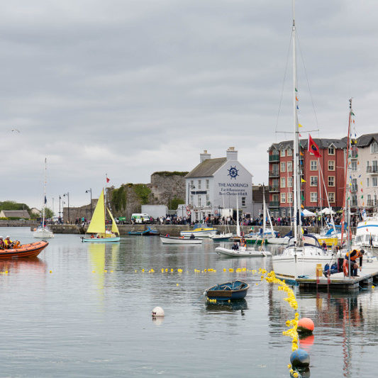 Dungarvan - West Waterford Festival of Food | Lisheen Castle