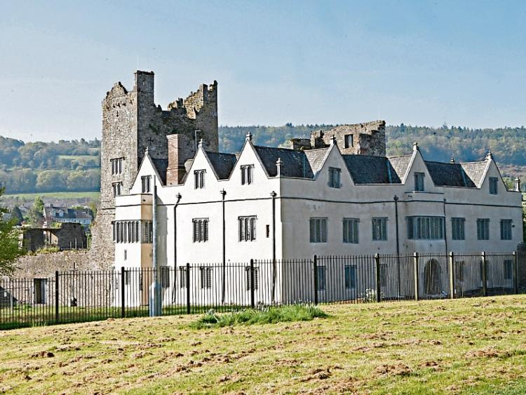 Ormond-castle-Carrick-on-Suir | Lisheen Castle, Co. Tipperary