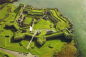 Charles Fort Kinsale | Lisheen Castle