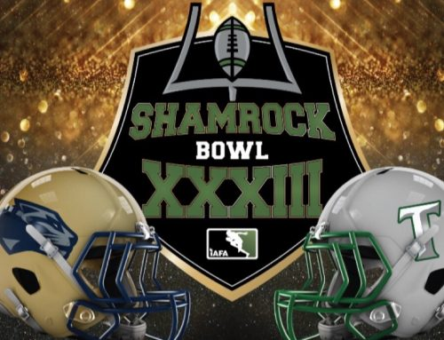 American Football – The Shamrock Bowl in Dublin