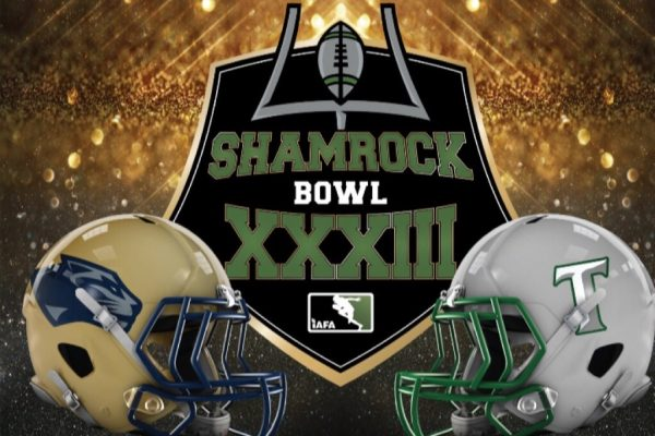 Shamrock Bowl XXXIII | americanfootball.ie