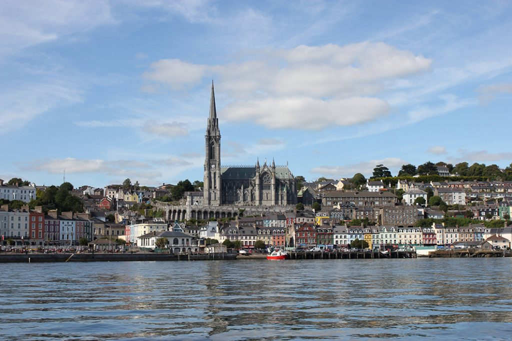 Cobh Heritage Town | Lisheen Castle