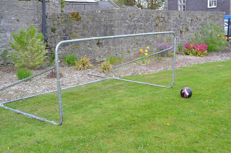 Lisheen Castle Football Goals Fun For All The Kids