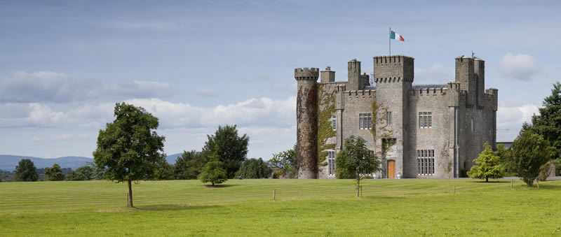 Book Lisheen Castle In Ireland For Your Vacation