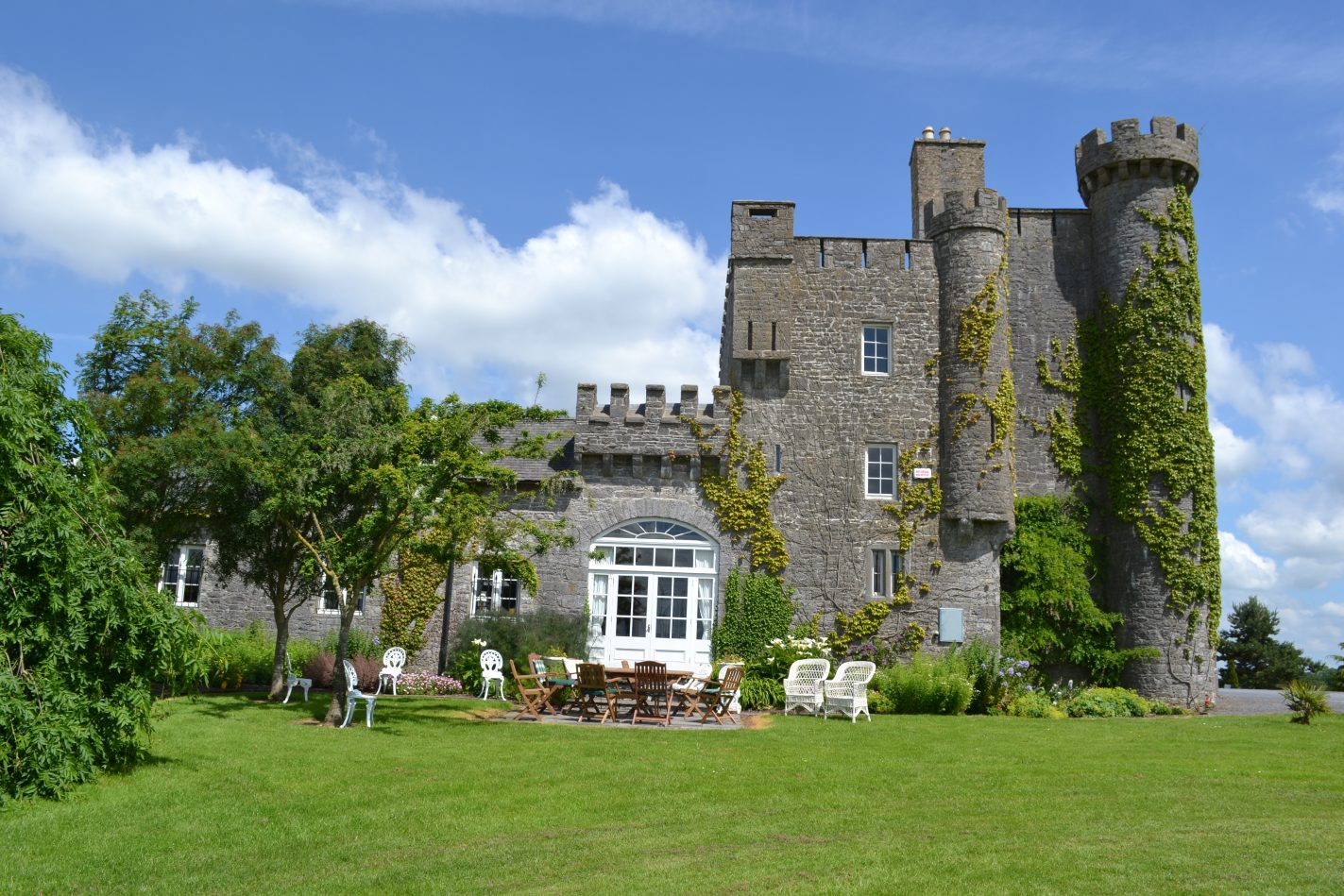 The Grounds Lisheen Castle
