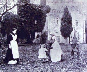 Lisheen Castle Circa 1860