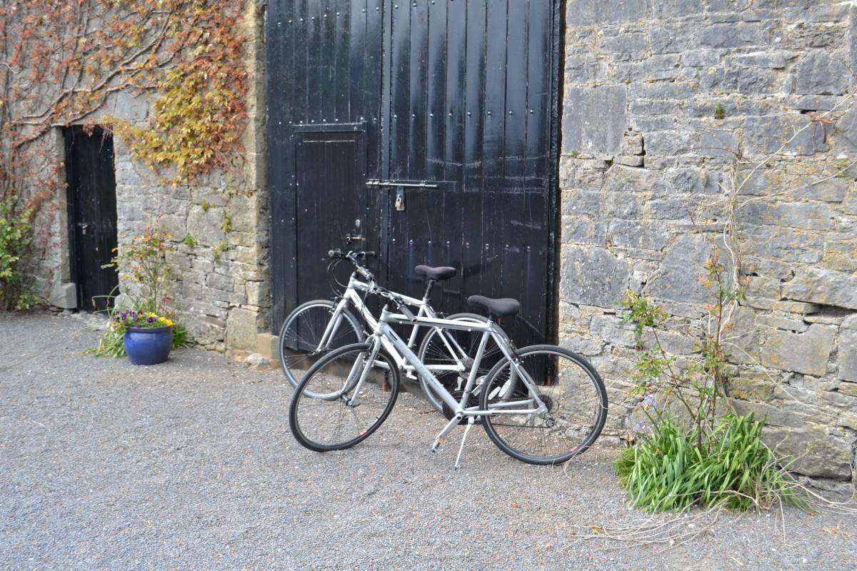 Lisheen Castle Touring Bikes