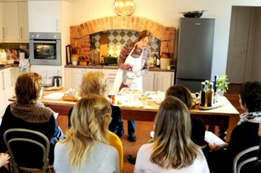 Cooking Classes at Eden Hall Ballyragget Co. Kilkenny