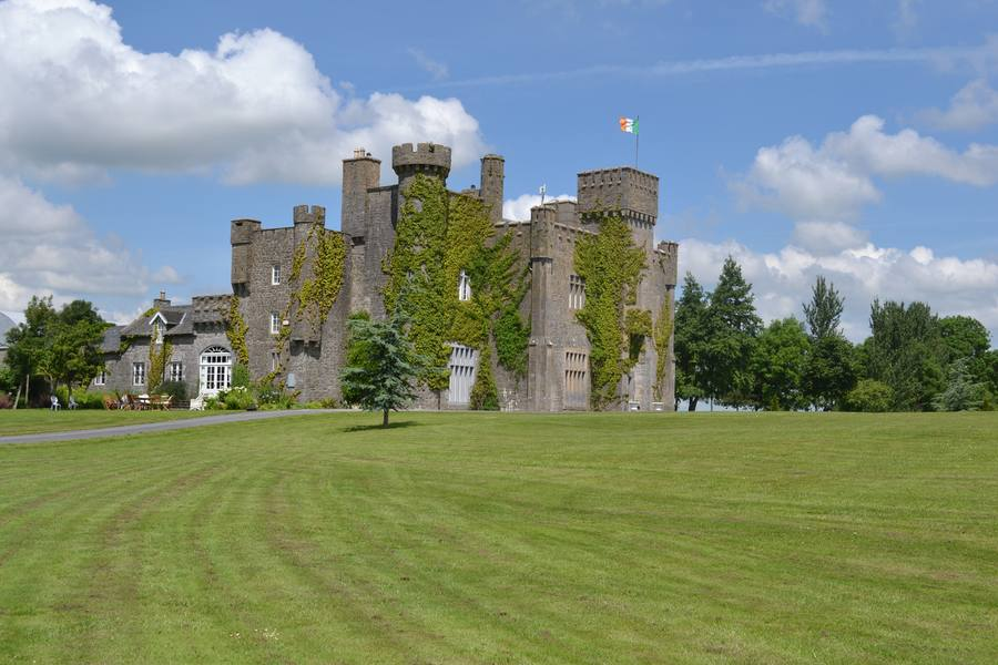 Lisheen Castle offers bespoke touring vacations