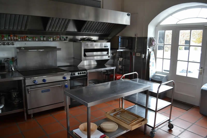 Lisheen Castle Commercial Kitchen For Private Events